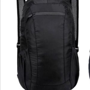 Cloth Folding Polyester Travel Backpack